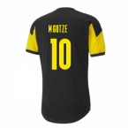 2020-2021 Borussia Dortmund Puma Training Shirt (Yellow) - Kid (M.GOTZE 10)