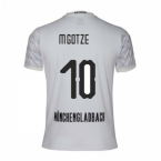 2020-2021 Borussia MGB Puma Home Football Shirt (M.GOTZE 10)
