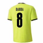 2020-2021 Czech Republic Away Puma Football Shirt (Kids) (DARIDA 8)