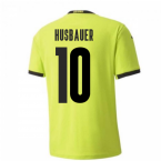 2020-2021 Czech Republic Away Puma Football Shirt (Kids) (HUSBAUER 10)