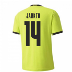 2020-2021 Czech Republic Away Puma Football Shirt (Kids) (JANKTO 14)