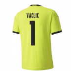 2020-2021 Czech Republic Away Puma Football Shirt (Kids) (VACLIK 1)