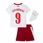 2020-2021 Poland Home Baby Kit (LEWANDOWSKI 9)