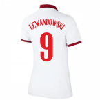 2020-2021 Poland Womens Home Shirt (LEWANDOWSKI 9)