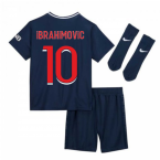 2020-2021 PSG Home Nike Baby Kit (IBRAHIMOVIC 10)