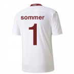2020-2021 Switzerland Away Puma Football Shirt (SOMMER 1)