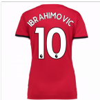 20Ibrahimovic 107-20Ibrahimovic 107 Man United Womens Home Shirt (Ibrahimovic 10)