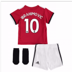 20Ibrahimovic 107-20Ibrahimovic 108 Man United Home Baby Kit (Ibrahimovic 10)