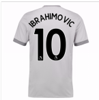 20Ibrahimovic 107-20Ibrahimovic 108 Man United Third Shirt (Ibrahimovic 10) - Kids