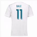 2017-18 Real Madrid Home Shirt (Bale 11)