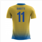 2018-2019 Sweden Airo Concept Home Shirt (Guidetti 11)