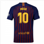 2018-2019 Barcelona Vapor Match Home Nike Shirt (Messi 10)