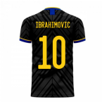 Sweden 2020-2021 Away Concept Football Kit (Libero) (IBRAHIMOVIC 10)