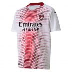 2020-2021 AC Milan Away Shirt (Kids)