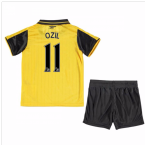 2016-17 Arsenal Away Mini Kit (Ozil 11)