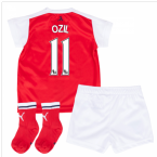 2016-17 Arsenal Home Baby Kit (Ozil 11)