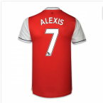 2016-17 Arsenal Home Shirt (Alexis 7)