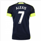 2016-17 Arsenal Third Shirt (Alexis 7)