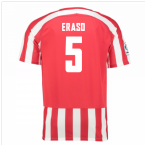 2016-17 Athletic Bilbao Home Shirt (Eraso 5) - Kids