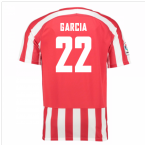 2016-17 Athletic Bilbao Home Shirt (Garcia 22)