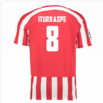 2016-17 Athletic Bilbao Home Shirt (Iturraspe 8)
