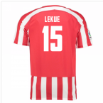 2016-17 Athletic Bilbao Home Shirt (Lekue 15) - Kids