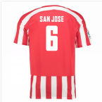 2016-17 Athletic Bilbao Home Shirt (San Jose 6)