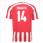 2016-17 Athletic Bilbao Home Shirt (Susaeta 14) - Kids