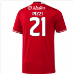 2016-17 Benfica Home Shirt (Pizzi 21)