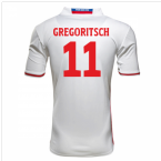 2016-17 Hamburg Sv Home Shirt (Gregoritsch 11) - Kids