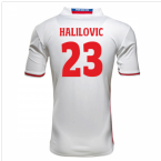 2016-17 Hamburg Sv Home Shirt (Halilovic 23)