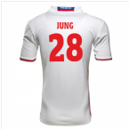 2016-17 Hamburg Sv Home Shirt (Jung 28)