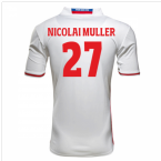 2016-17 Hamburg Sv Home Shirt (Nicolai Muller 27) - Kids