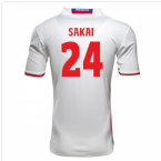 2016-17 Hamburg Sv Home Shirt (Sakai 24) - Kids