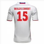 2016-17 Hamburg Sv Home Shirt (Waldschmidt 15) - Kids