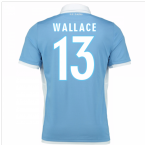 2016-17 Lazio Home Shirt (Wallace 13)