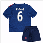 2016-17 Man United Away Baby Kit (Pogba 6)