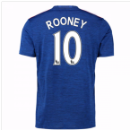 2016-17 Man United Away Shirt (Rooney 10) - Kids