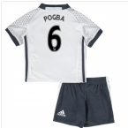 2016-17 Man United Third Mini Kit (Pogba 6)