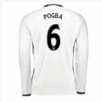2016-17 Man United Third Shirt (Pogba 6) - Kids