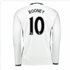 2016-17 Man United Third Shirt (Rooney 10) - Kids