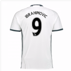 2016-17 Man Utd Third Shirt (Ibrahimovic 9) - Kids