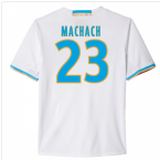 2016-17 Marseille Home Shirt (Machach 23)