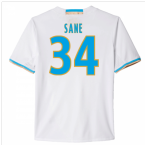2016-17 Marseille Home Shirt (Sane 34)