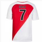 2016-17 Monaco Home Shirt (Dirar 7)
