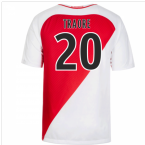 2016-17 Monaco Home Shirt (Traore 20)