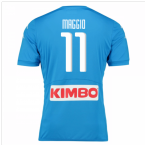 2016-17 Napoli Authentic Home Shirt (Maggio 11)