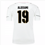 2016-17 Palermo Away Shirt (Aleesami 19)