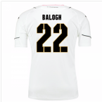 2016-17 Palermo Away Shirt (Balogh 22)
