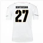 2016-17 Palermo Away Shirt (Bentivegna 27)